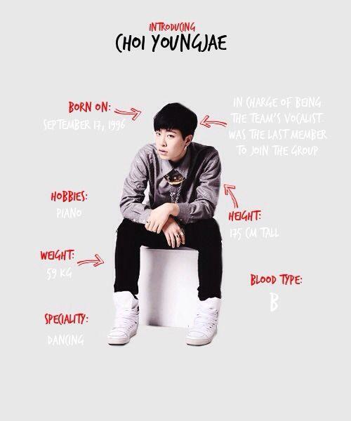 Got7 Youngjae Profile | Korean star | Pinterest | Got7