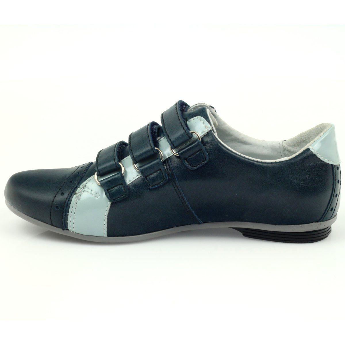 Polbuty I Trzewiki Dzieciece Dla Dzieci Mido Granatowe Skorzane Polbuty Sportowe Mido Dress Shoes Men Oxford Shoes Shoes