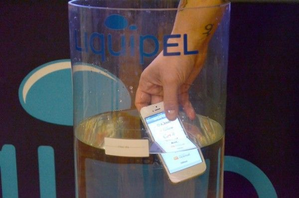 Liquipel 2.0, convierte al iPhone 5 en impermeable