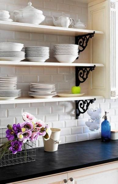new kitchen shelves instead of cabinets organizations on kitchen shelves instead of cabinets id=73497