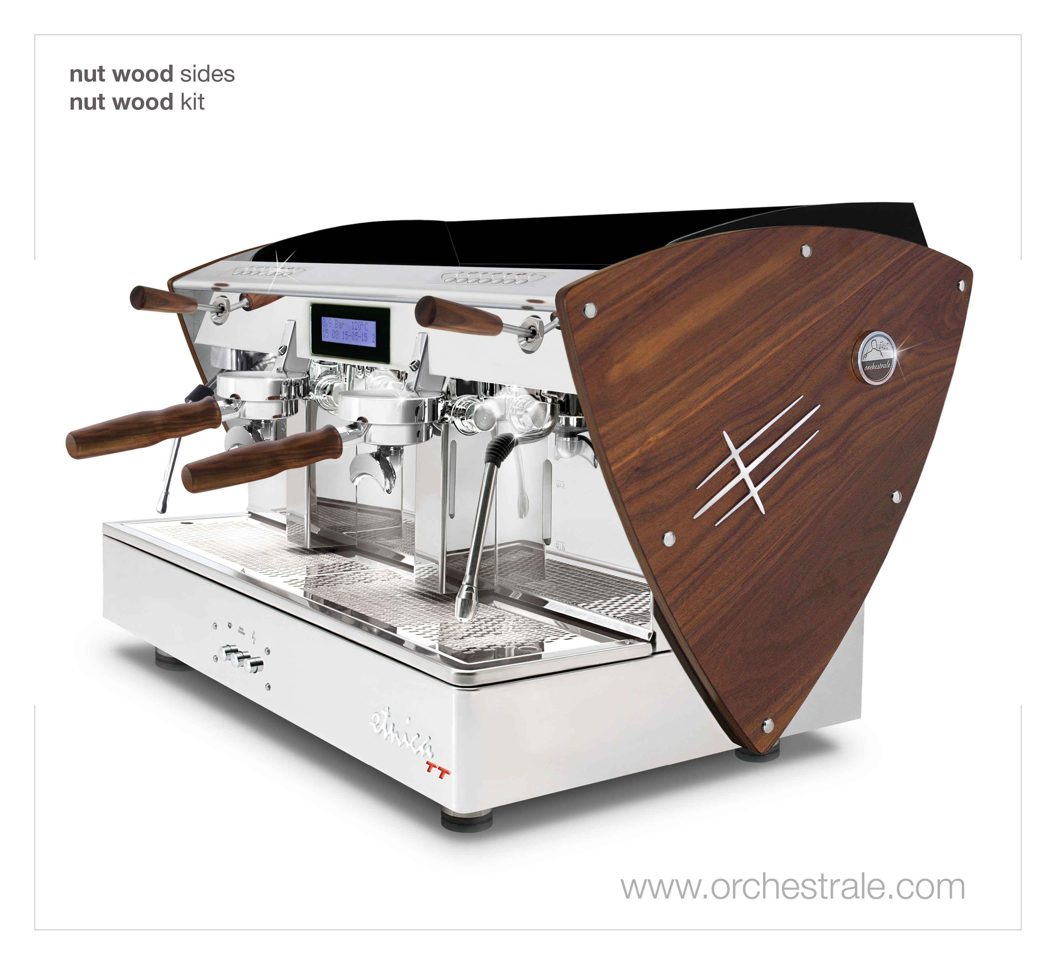Espresso Machine Sanremo Cafe Racer