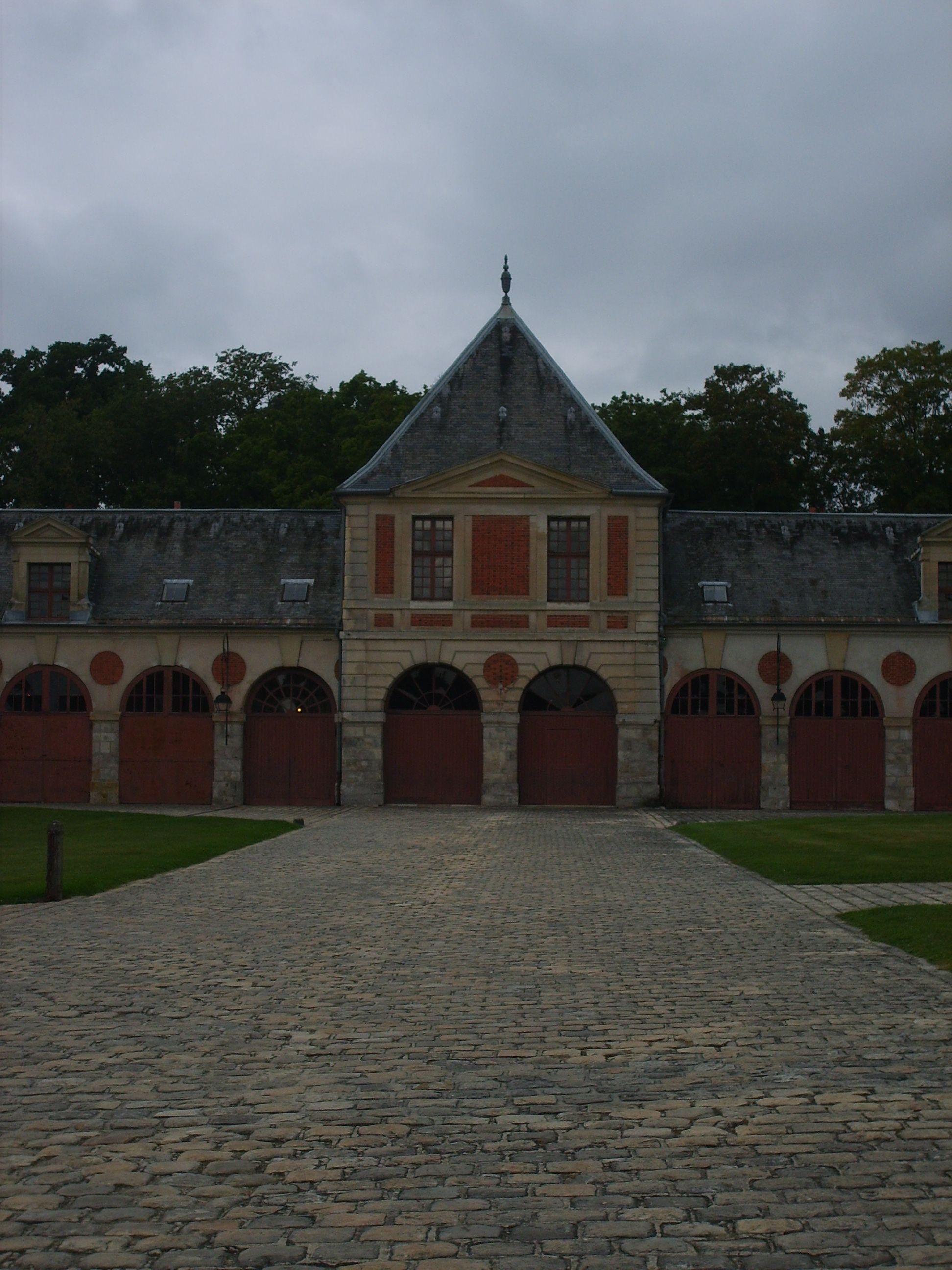 Vaux le Vicomte...