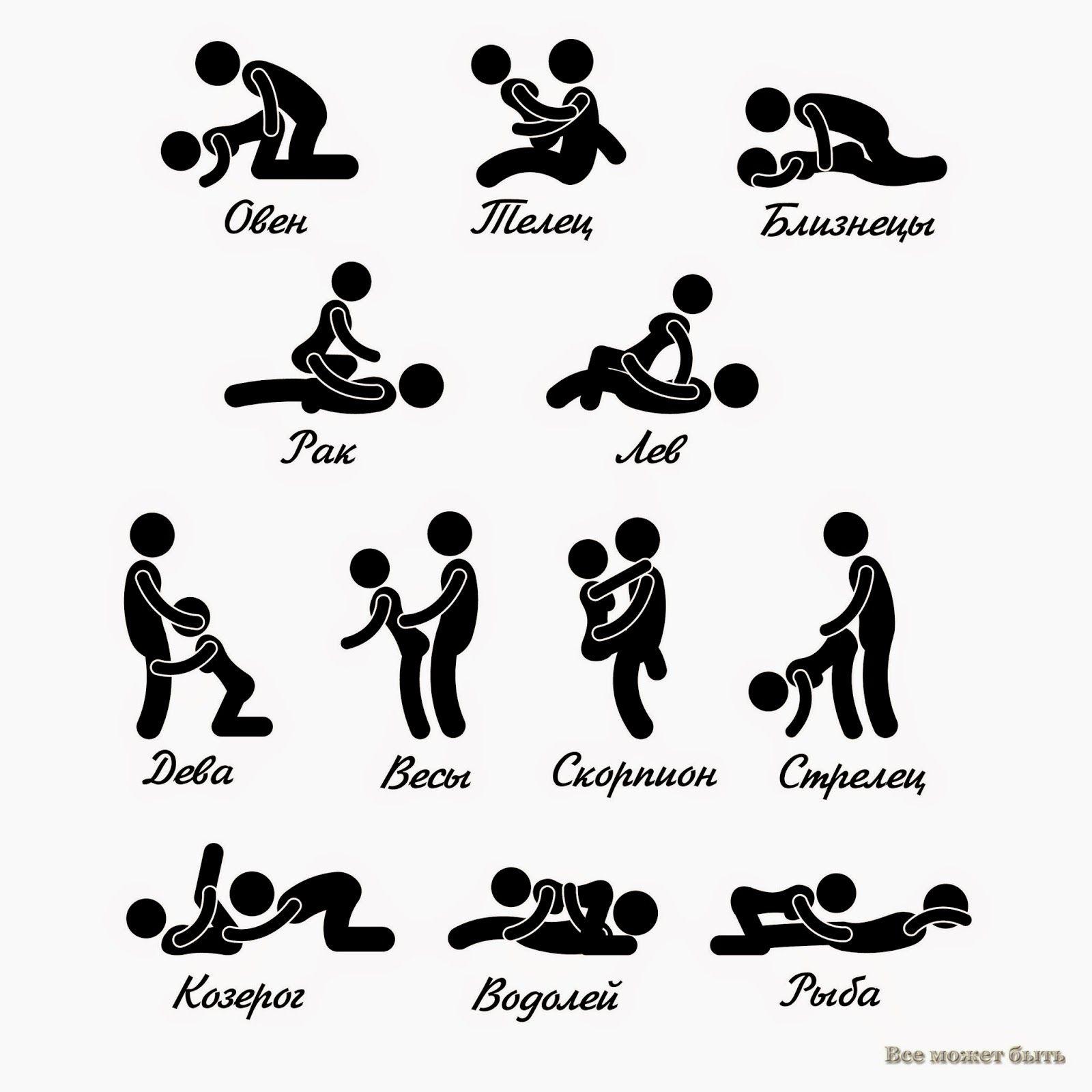 Как занимаются все сексом