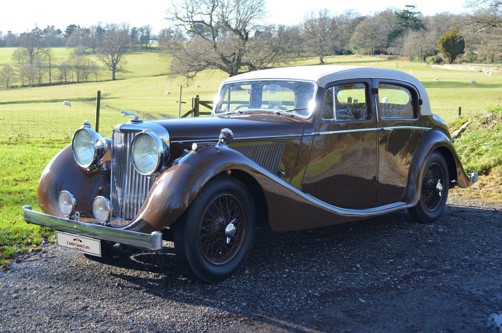 Jaguar Mk IV 3 1/2 litre for sale | Castle Classic Cars | Jaguar ...