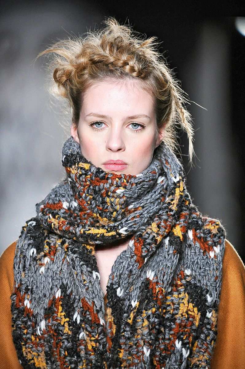 Mulberry F/W scarf