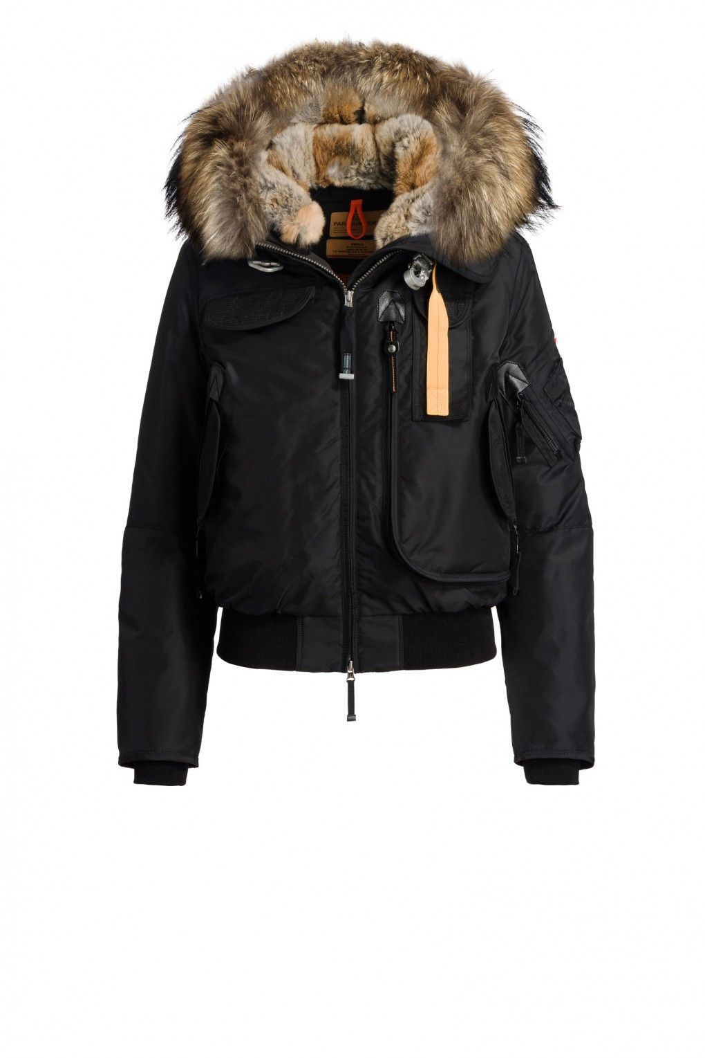 548e9f118354 Parajumpers - Gobi - Bomber Jacket - Black in 2019