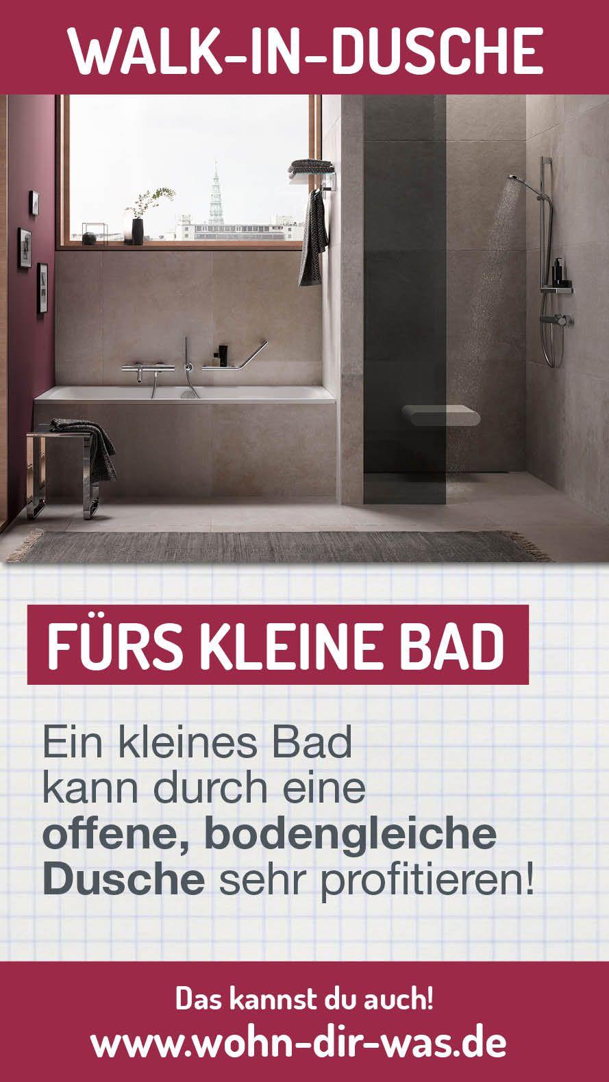 So Viel Kostet Dein Traumbad Walk In Dusche Badideen Kleines Bad Bad