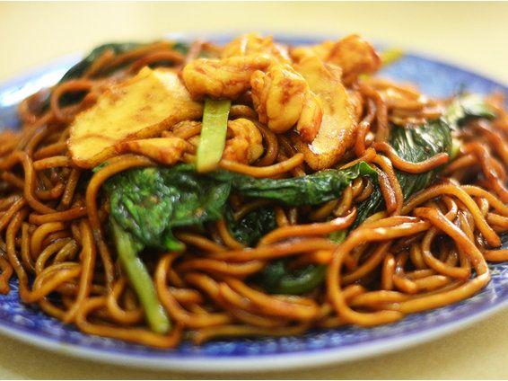 Resipi Mee Hokkien Halal Hungrygowhere Malaysia Recipes Warm Food Food