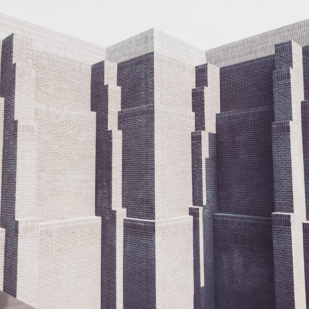 Gdansk Shakespearean Theatre, Gdansk, architect: Renato Rizzi  #podrys #instaphoto #inspiration #city #life #street #travel #symmetry #day #landscape #light #wall #building #art #architecture #archilovers #details #design #pattern #geometry #pattern #modern #minimal #sun #poland #gdansk #rizzi #theatre #shakespeare #teatr