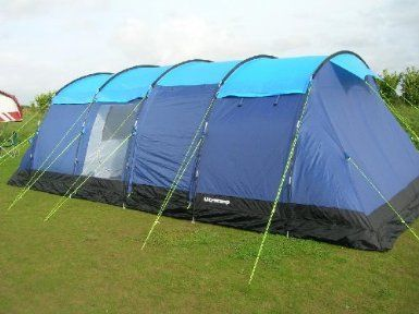 Lincoln 10 Berth/Man/Person/Family C&ing Tents £250 & Lincoln 10 Berth/Man/Person/Family Camping Tents £250 | Tents ...
