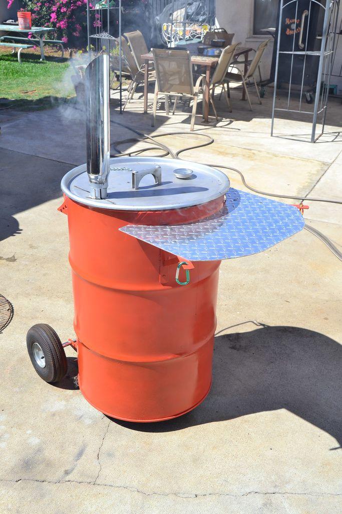 building testing my pit barrel smoker in 2018 diy pit barrel smoker barrel building testing my pit barrel smoker in 2019 diy pit barrel smoker barrel