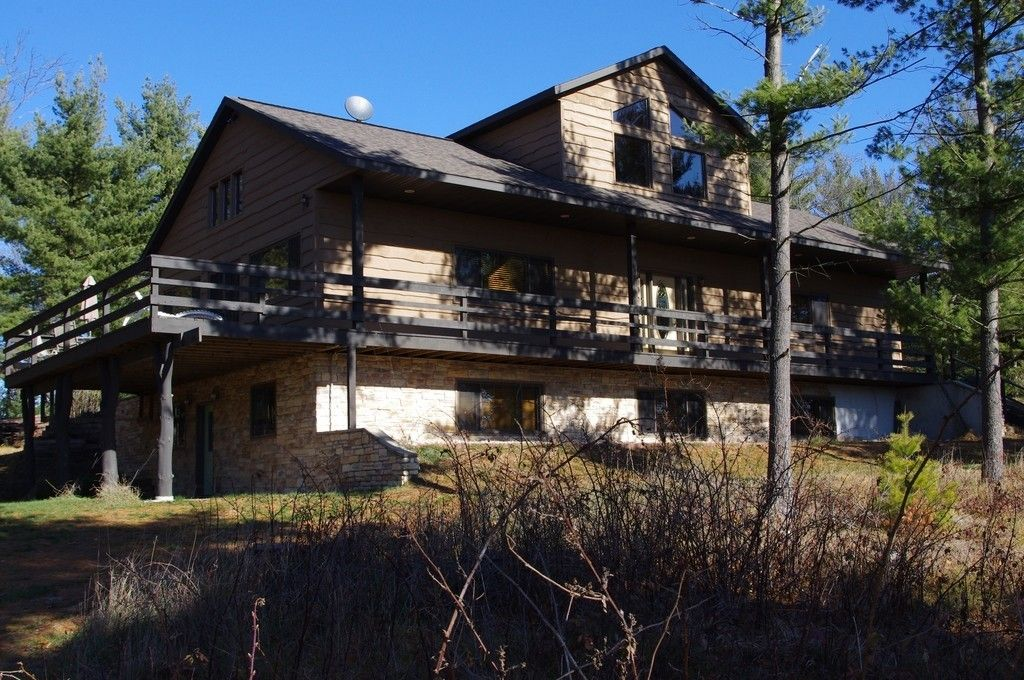 Cabin vacation rental in wisconsin dells from