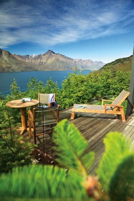 Azur Lodge, Queenstown, New Zealand (With Images)