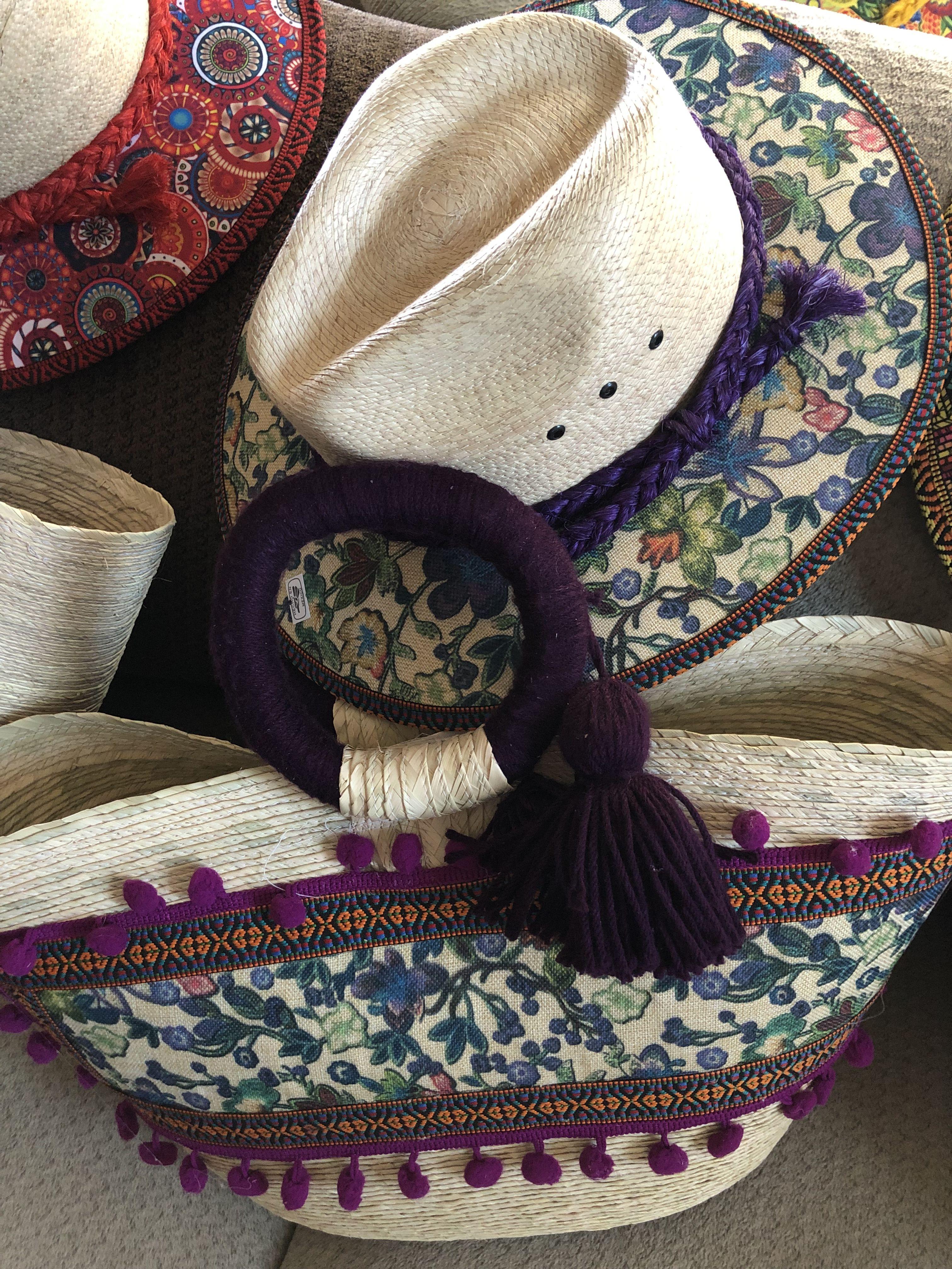 Straw Hat And Bag Set Bag Set Hats Straw Hat