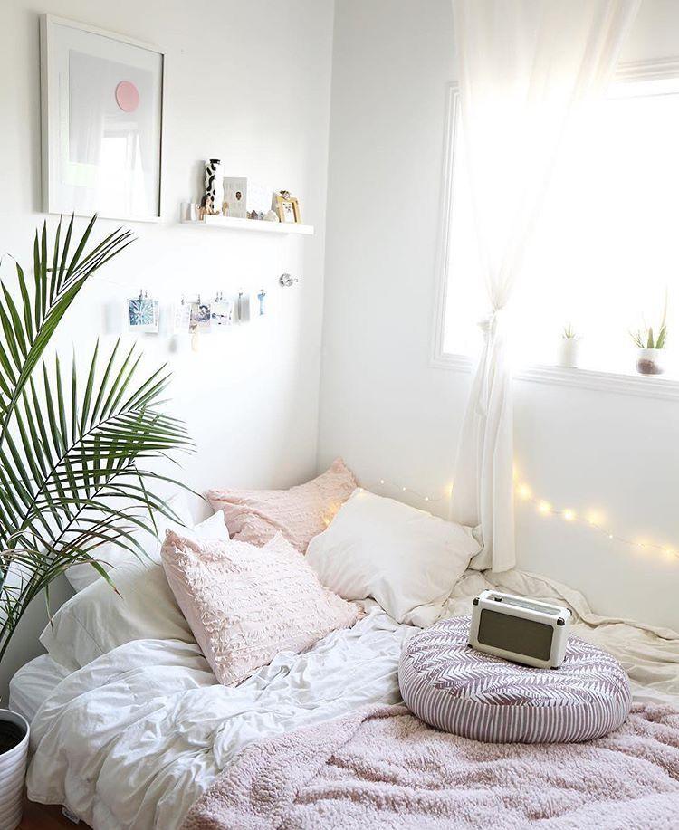 Schlafzimmer Ideen, Kleines Schlafzimmer, Ideen Fürs Zimmer, Kinderzimmer,  Wohnen Und Garten, Wohnen Und Deko, Schöner Wohnen, Zimmer Einrichten, ...