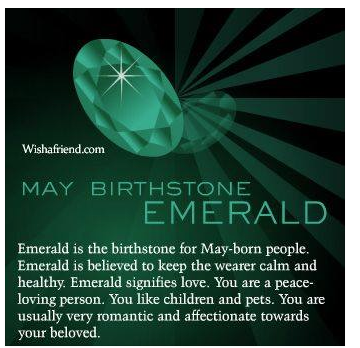 Emerald Meaning - May Birthstone   Astrology for Your life