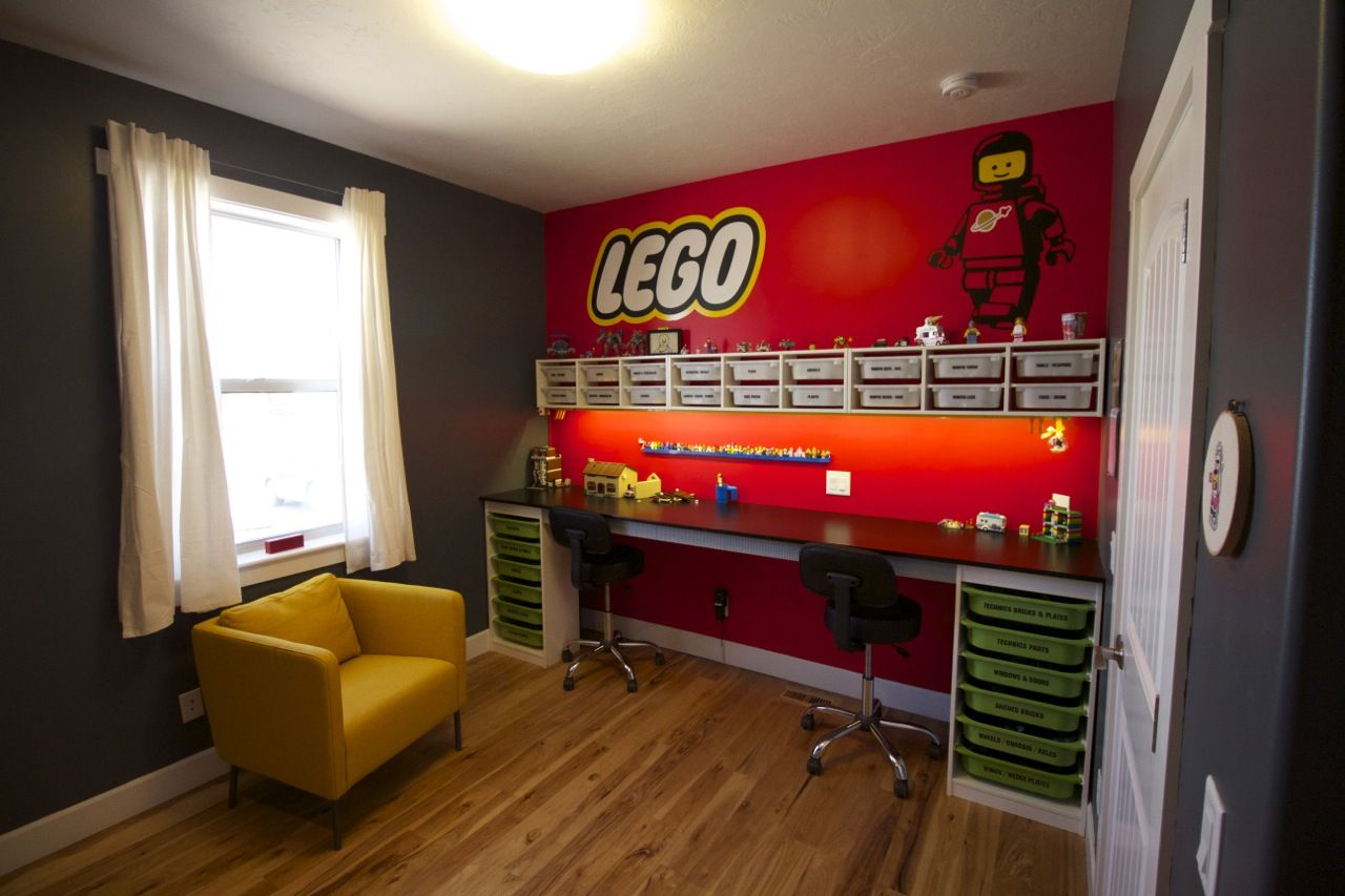 40 best lego room designs for 2016 - Boys Room Lego Ideas