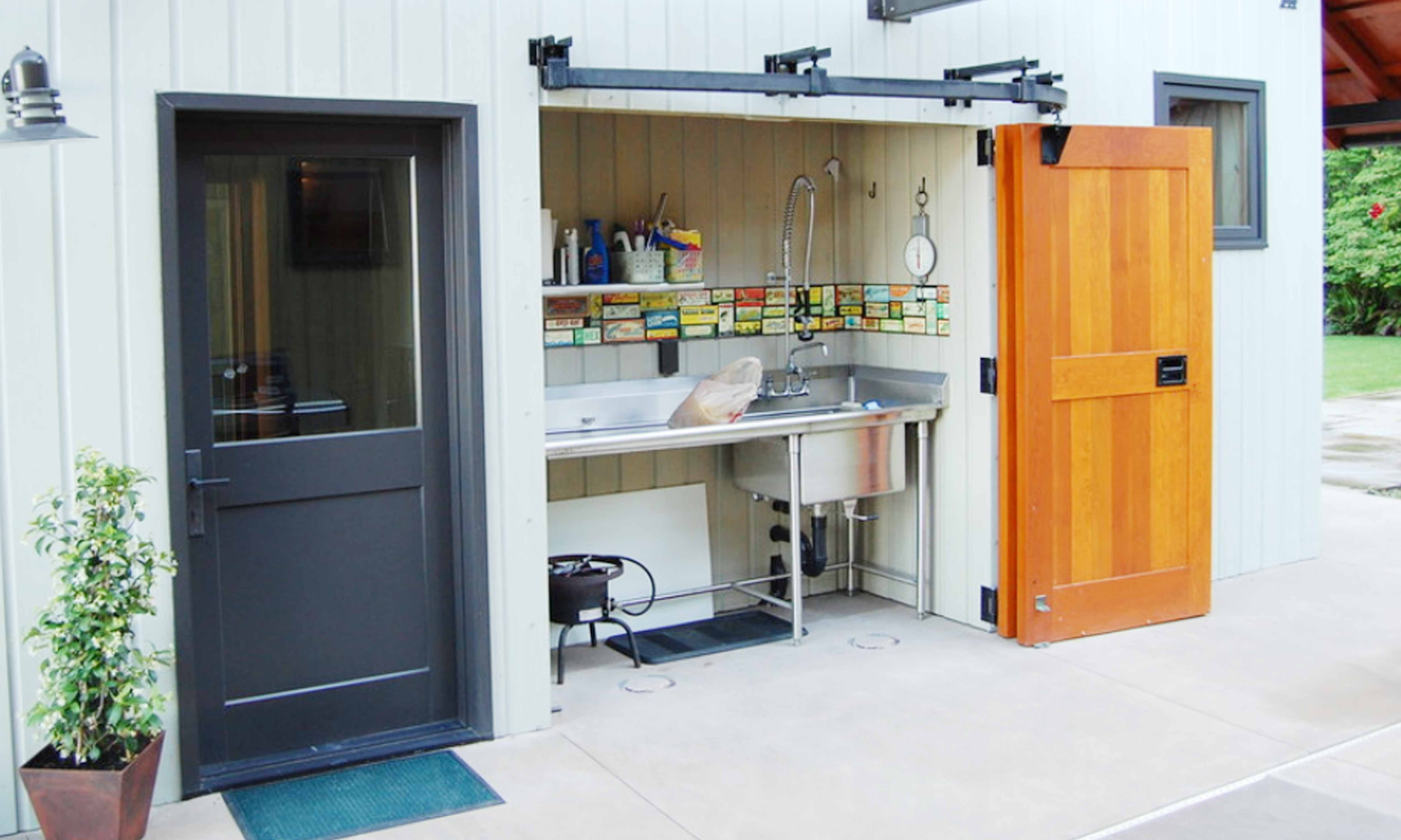 Outside Room Design Ideas Part - 35: Outdoor Laundry Room - Google Search