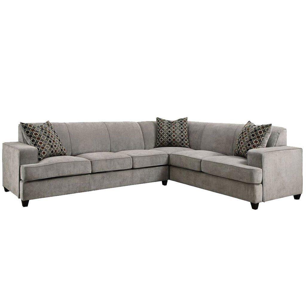tess 3 pc sleeper sectional furniture sectional sleeper sofa rh pinterest com
