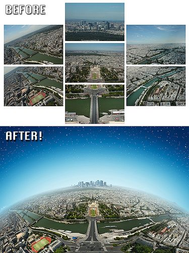 Before & After (Planet Paris)