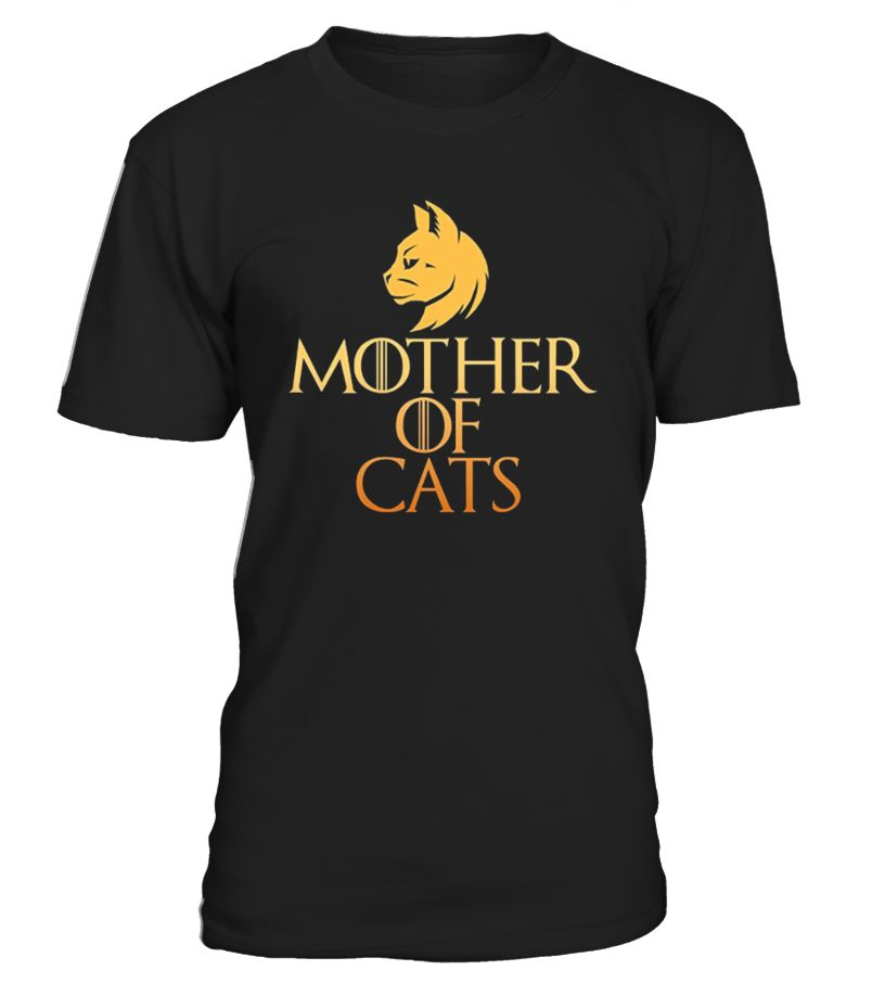 Cat Lovers Shirt - Mother of Cats Hot 2017 T-Shirt, Awesome, Gift, Game, Queen, Gift, Love, Pretty, Funny, Support, Pet, Animal, Mother's day, Valentine, Lady, Strong, Proud, Bless, Secret, Great, Beauty, Good.   Cat Lovers Shirt - Mother of Cats Hot 2017 T-Shirt.