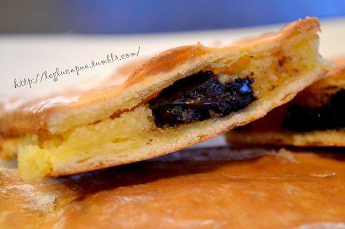 Le Glu ça pue - recettes sans gluten | Brioche suisse aux amandes et au chocolat