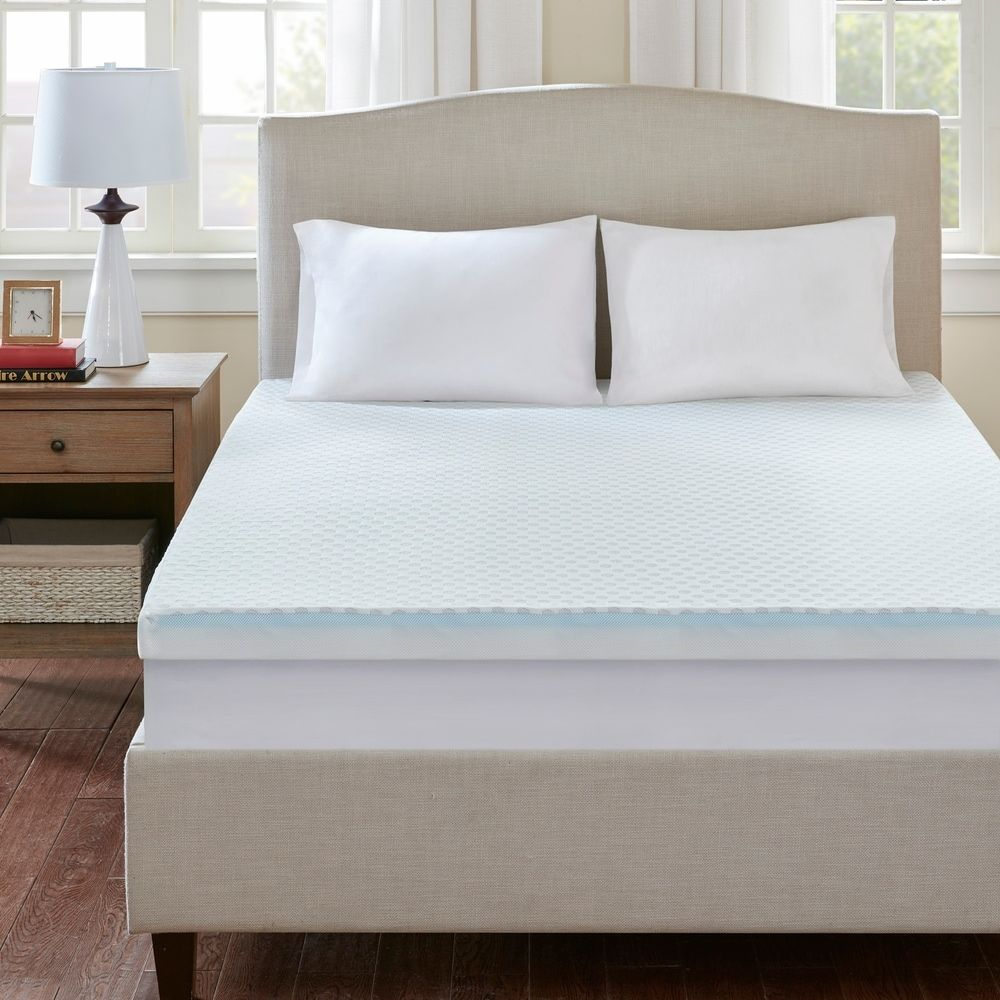 Sleep Philosophy Cooling and Warm Reversible Mattress Pad