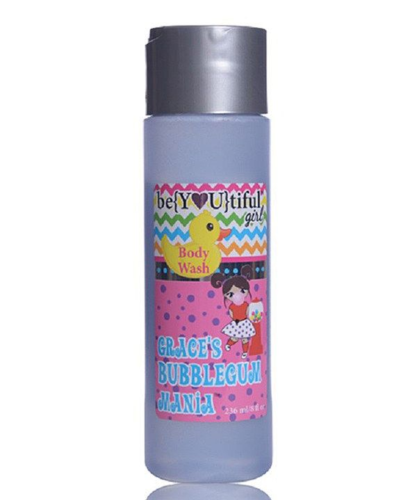 Look at this Grace's Bubblegum Mania Body Wash on #zulily today!