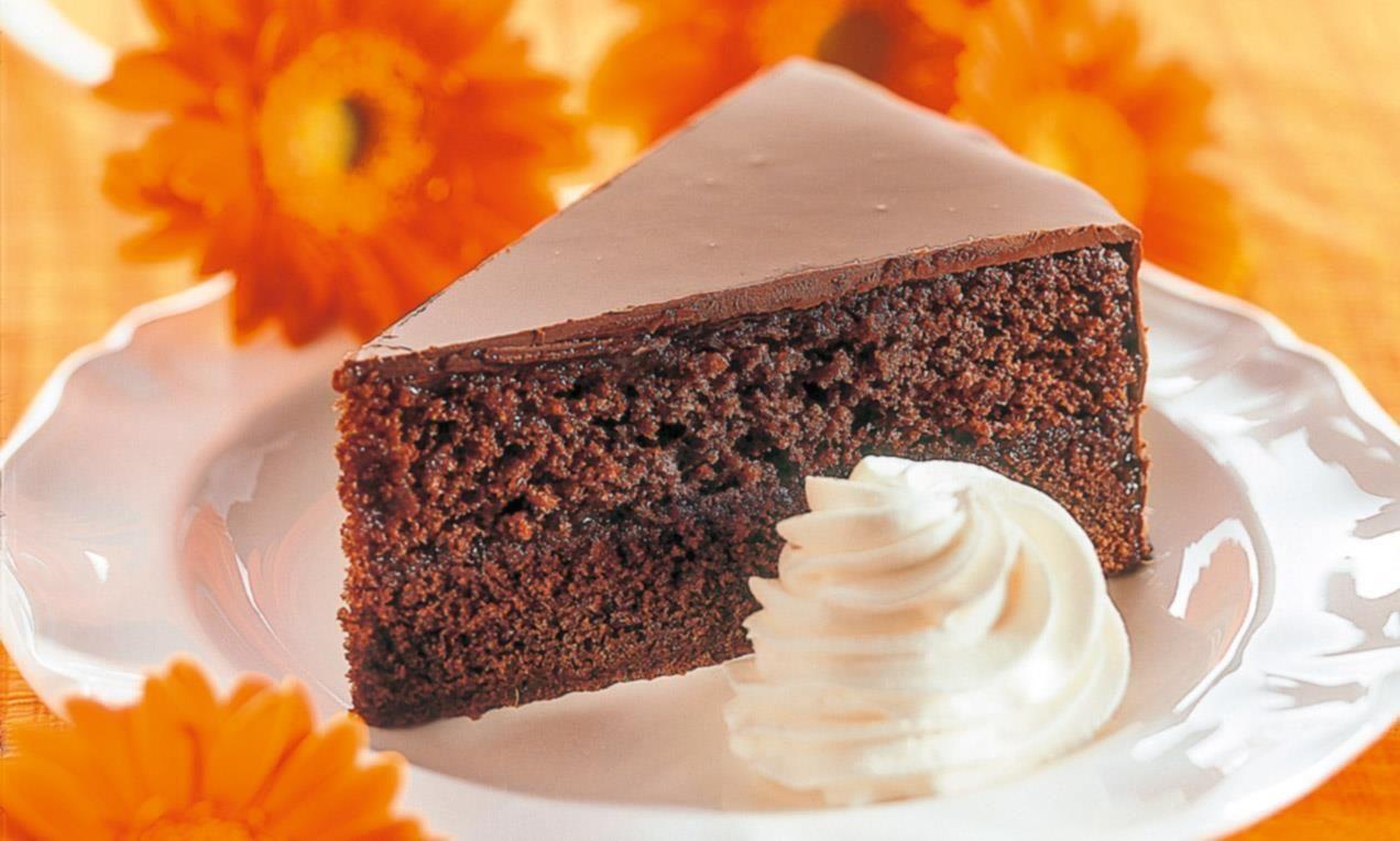Blitz Schoko Torte Rezept Torten Rezepte Torten Und Oetker