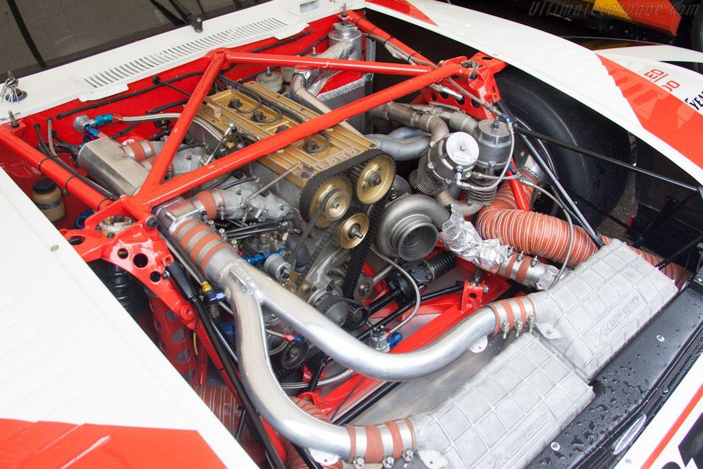 Ford Zakspeed Capri | Engines | Ford capri, Porsche 914, Ford gt