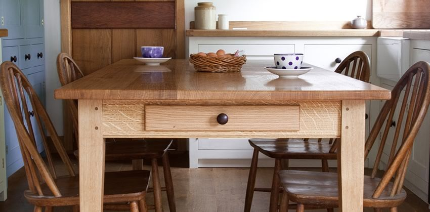 kitchen table with drawers Winda 7 Furniture