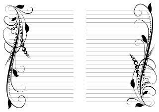СТРАНИЧКИ для блокнотов (с изображениями) | Блокнот ...