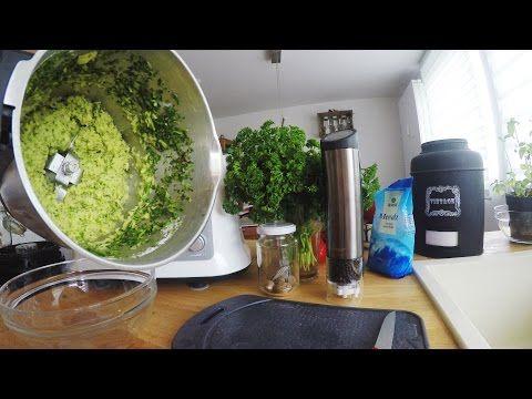 Reibekuchen - Test Küchenmaschine mit Kochfunktion Aldi Süd - kochen mit küchenmaschine