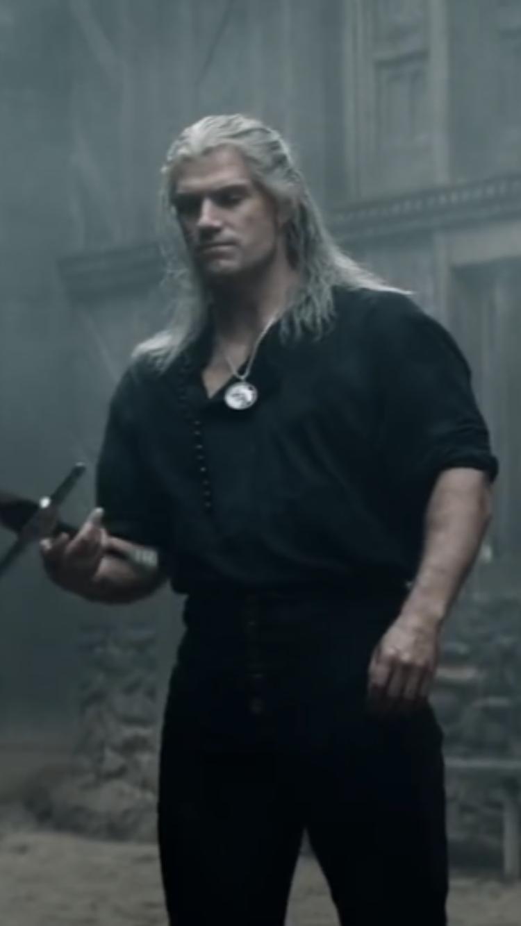 Henry Cavill The Witcher Henry Cavill The Witcher Geralt