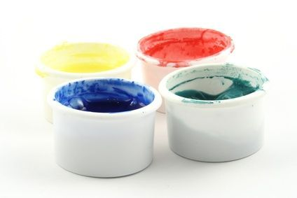 How To Make Glow In The Dark Paint At Home Ehow Com Glow In Dark Paint Glow Face Paint Glow Paint