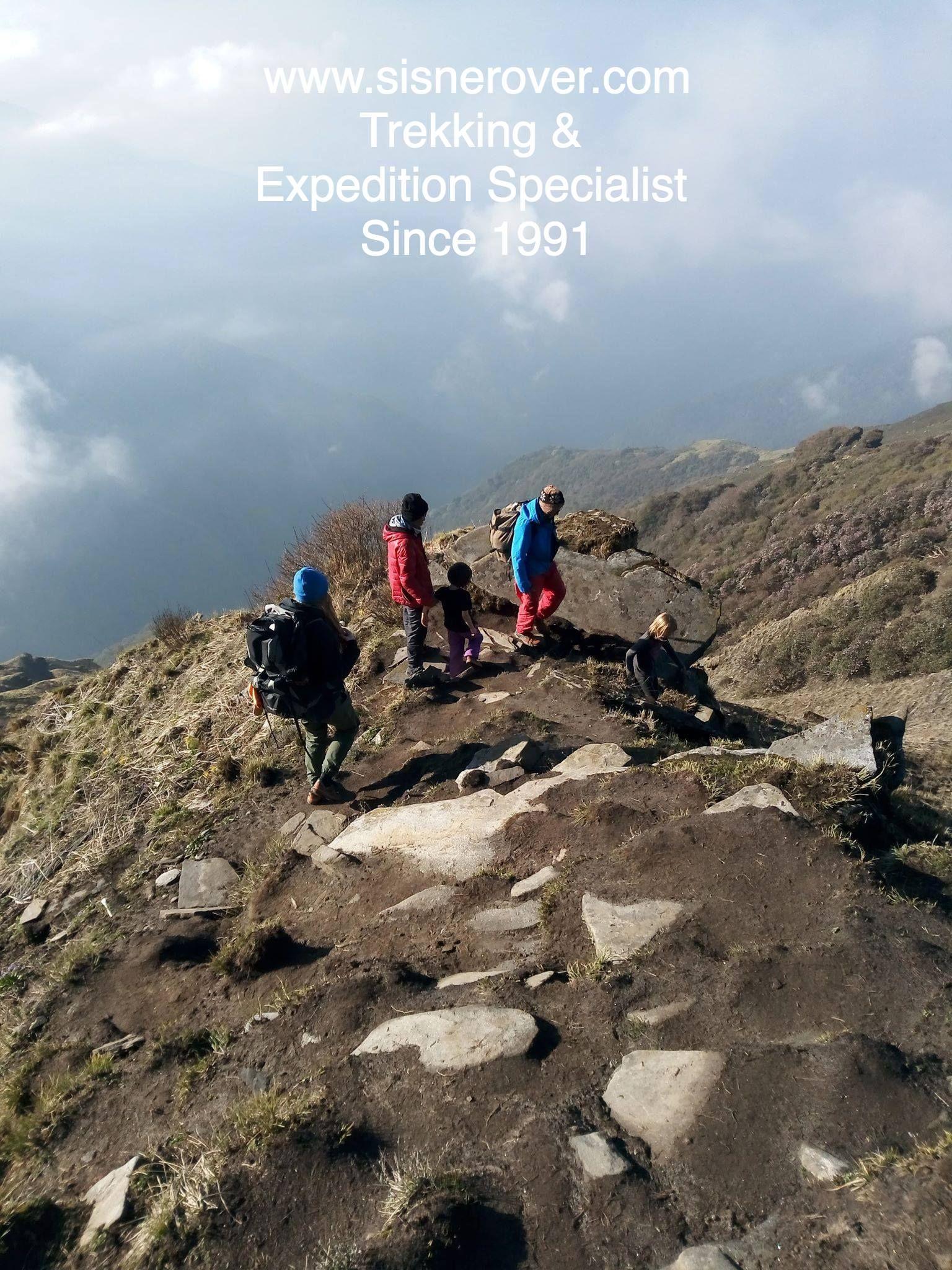 Nepal Trekking, Trek, Trekking