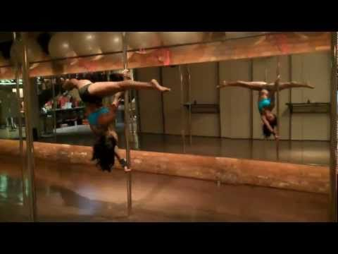 LOVE HER!!!!!!.....Phoenix Kazree Pole Art 2011 Submission