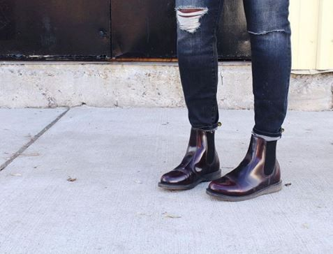 super service top-rated discount ever popular Dr martens flora arcadia chelsea boots | FASHION in 2019 ...
