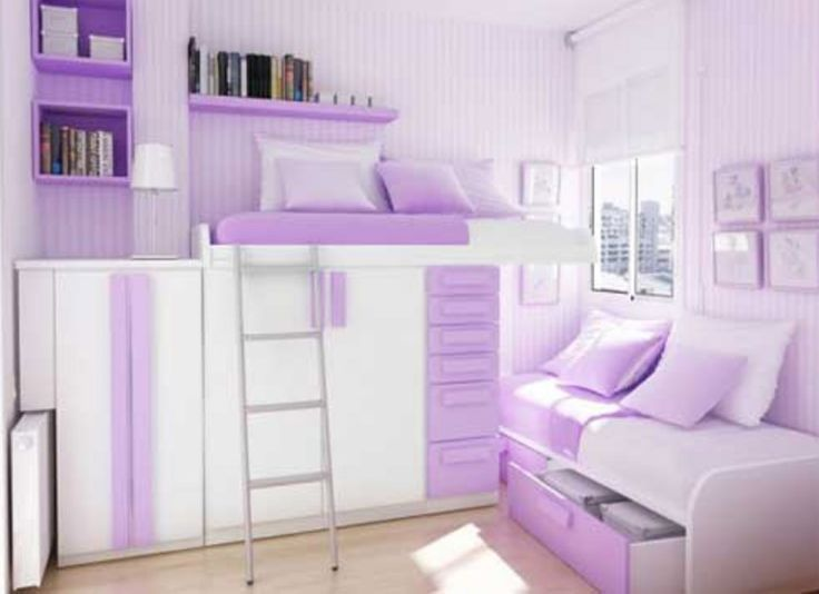 Awesome Teenage Girl Bedroom Ideas Purple Part - 13: Image Detail For -Teen Girls Bedroom Decorating Trends Ideas Purple Teen  Girls Bedroom .