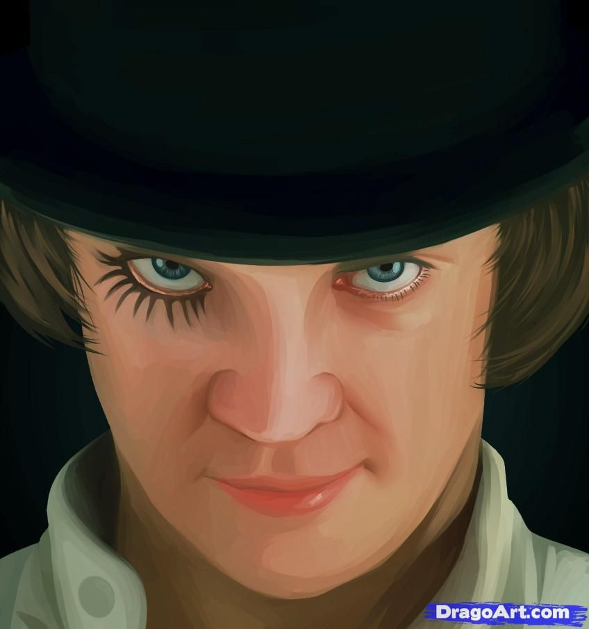 Explanation of the famous quotes in A Clockwork Orange including all important speeches comments quotations and monologues