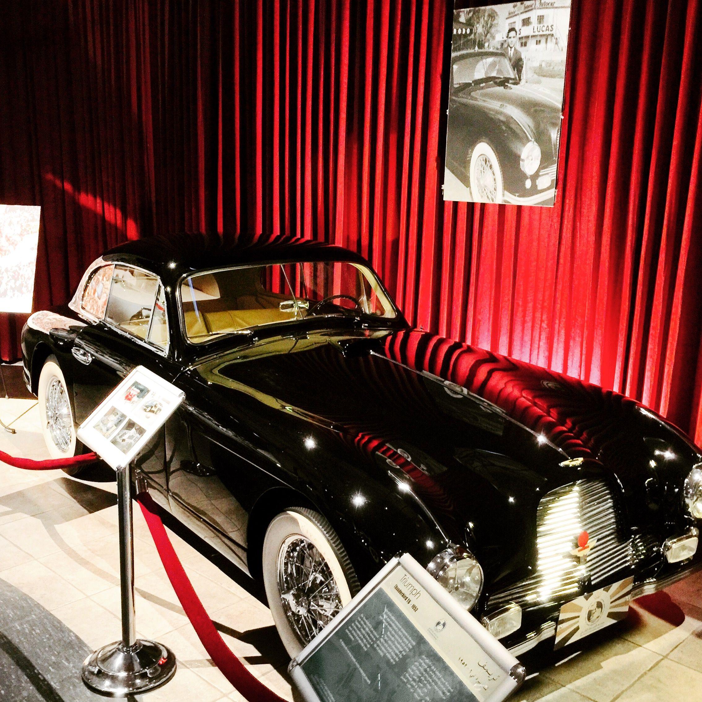 I ll take the Martin Aston please Royal Automobile Museum Amman