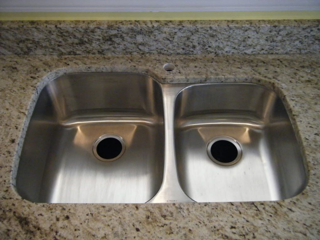New C-Tech-I Stainless Steel Kitchen New C-TECH-I Kitchen Sink looks ...