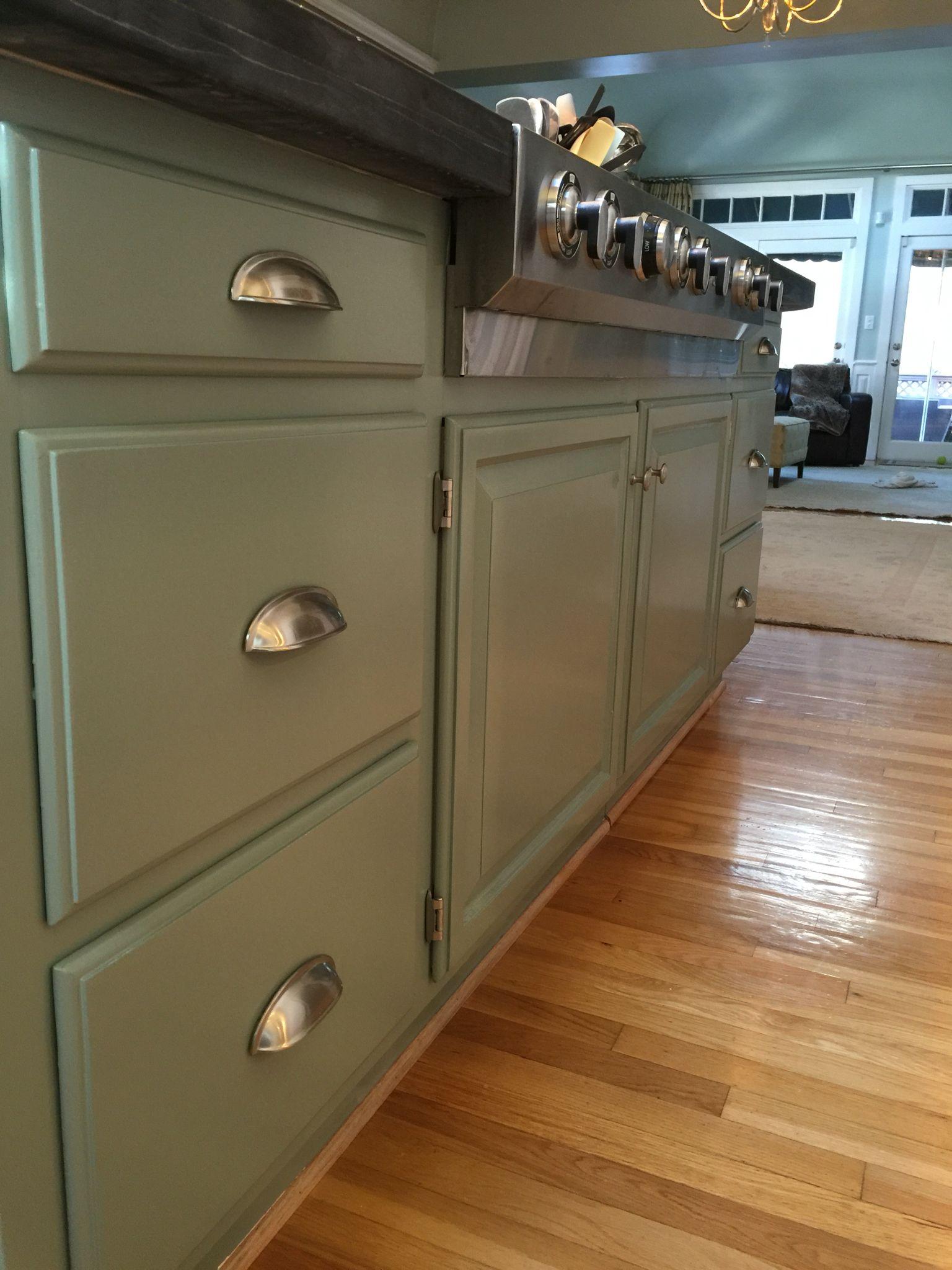 Benjamin Moore Kitchen Island Colors