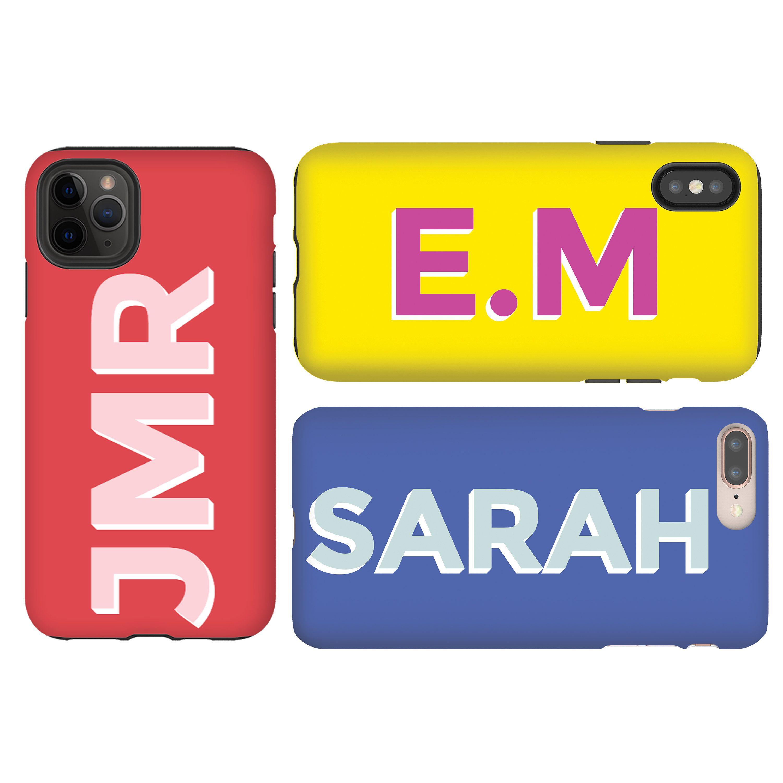 Capri Sean Iphone 11 Case Personalised