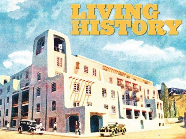 Living History How Santa Fe Became The Capital Of Fred Harvey S And
