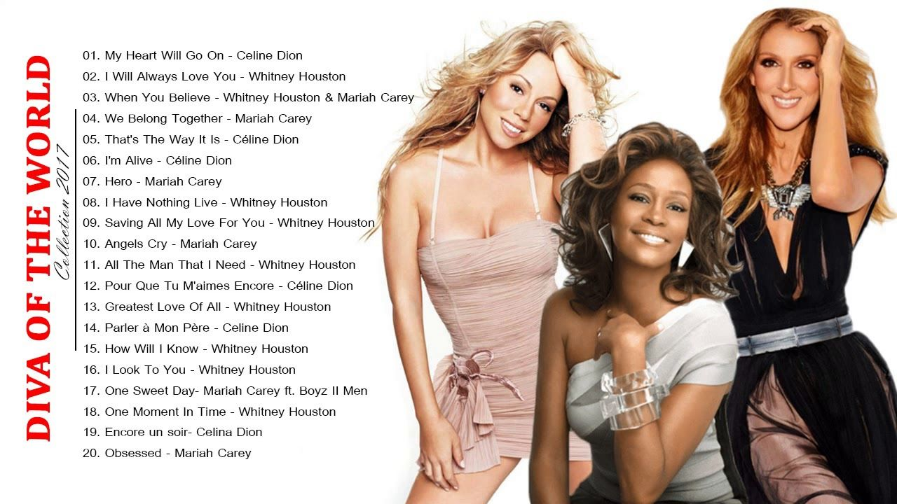 Pin By Miriam Oblitas On Music Celine Dion Greatest Hits Celine Dion Mariah Carey