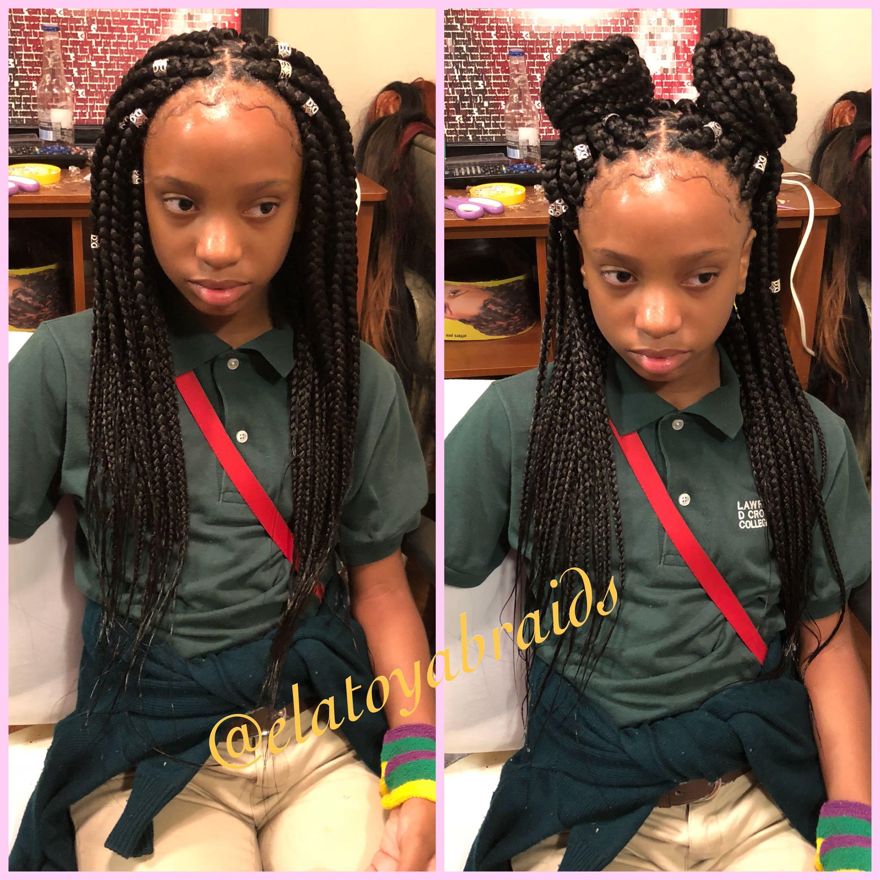 Pin By Joelana On Hair Hair Styles Braided Hairstyles Girls Hairstyles Braids
