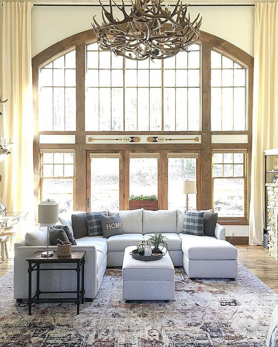35 Gorgeous Living Rooms That Will Inspire You To Lounge In Style ...