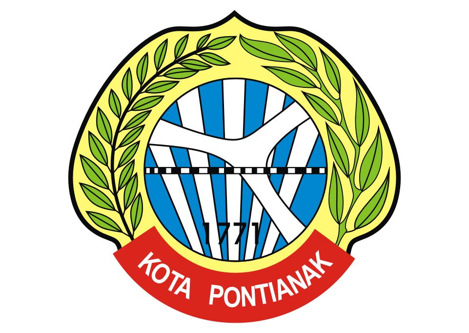 Logo Kota Pontianak Vector Free Logo Vector Download Vector Logo Government Logo Free Logo