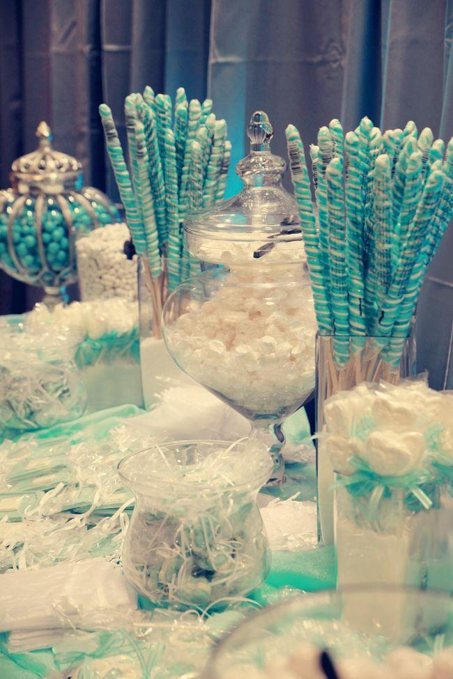 Tiffany Candy Table Tiffany Blue Wedding Tiffany Blue Wedding Decorations Blue Wedding Decorations